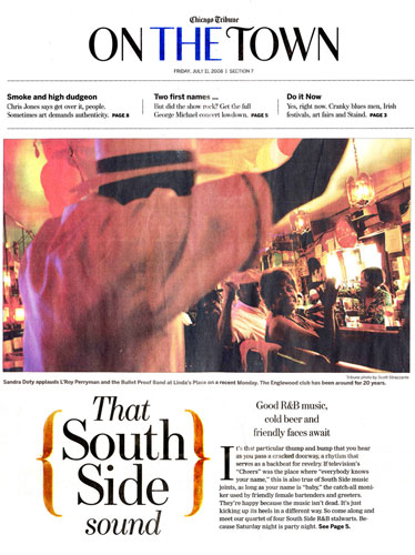 That South Side Sound, Chicago Tribune
